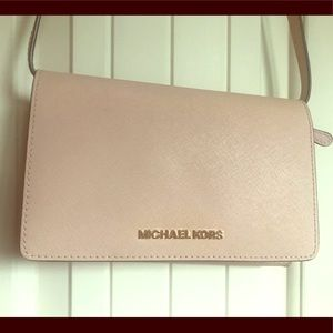 BRAND NEW WITH TAGS Michael Kors Crossbody Clutch